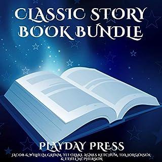 Classic Story Book Bundle: 9 Timeless Fairy Tales, Set 2 Titelbild