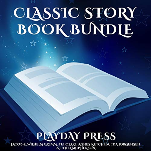 『Classic Story Book Bundle: 9 Timeless Fairy Tales, Set 2』のカバーアート