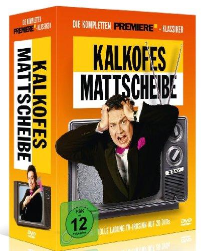 Kalkofes Mattscheibe: Die kompletten Premiere Klassiker (20 Discs)