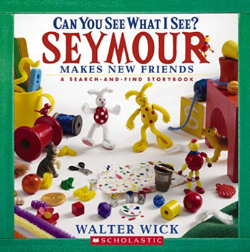 Can You See What I See?: Seymour Makes New Friendsの詳細を見る