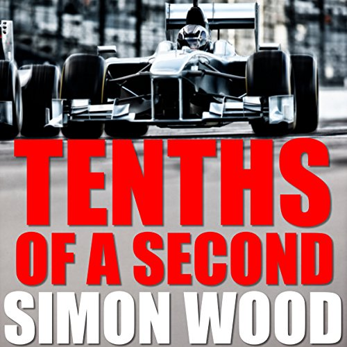 Tenths of a Second audiobook cover art