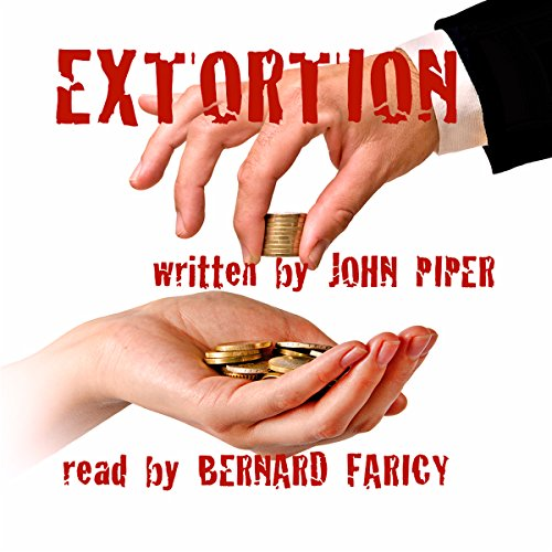 Extortion! audiobook cover art