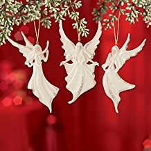 Lenox Angels Ornament Set of 3 New in Box