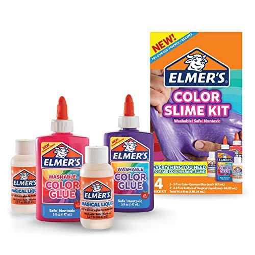 Elmer's Color Slime Kit $9.86 (53% Off)