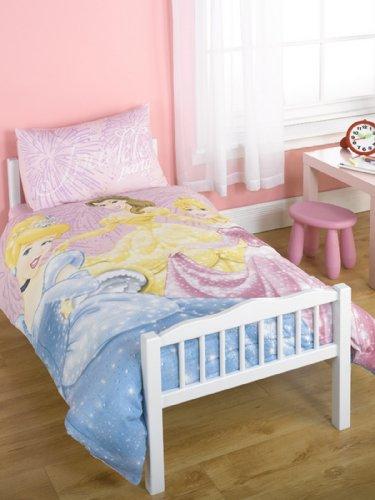 Princesse disney Parure de lit bébé housse de couette l+ taie