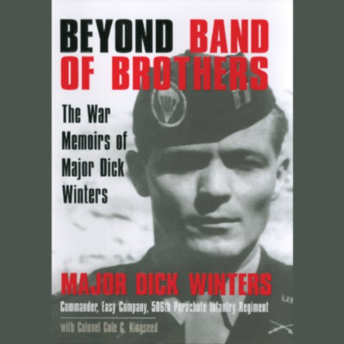 Beyond Band of Brothers audiobook cover art