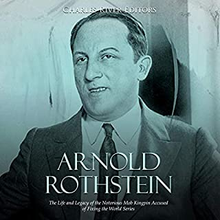 Arnold Rothstein cover art