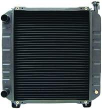 All States Ag Parts Radiator New Holland TC35DA TC40 TC40D TC35D TC40DA TC40A TC35 TC35A 86401465 Case IH D40 DX35 DX40 D35 86401465