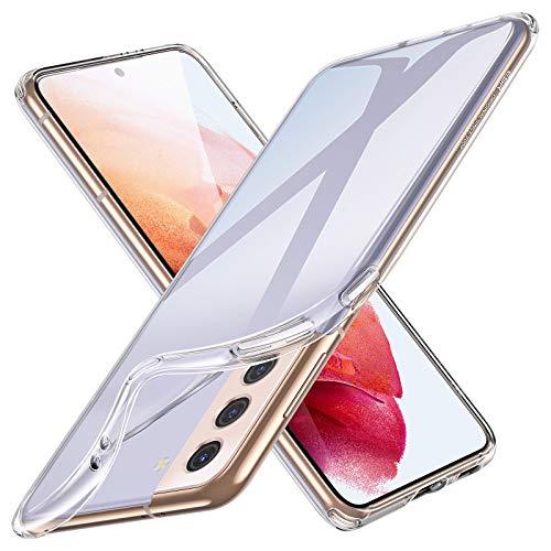 ESR Funda Transparente Compatible con Samsung Galaxy S21 5G (6.2 Pulgadas) (2021)...