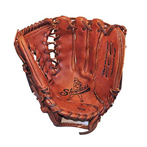 SHOELESS JOE 11 3/4' Proffesional Series Tennessee Trapper Baseball Glove, Left Hand Throw