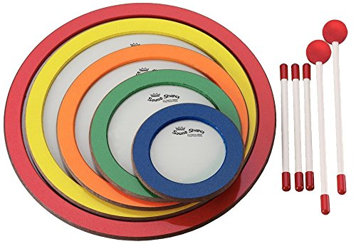 Remo SS-1000-05 Sound Shape Circle Pack für Trommel