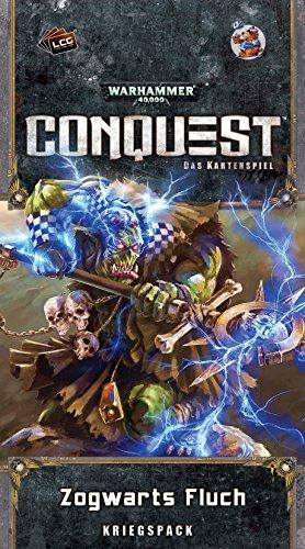 CONQUEST Warhammer 40.000 Zogwarts Fluch Kriegsherr 4