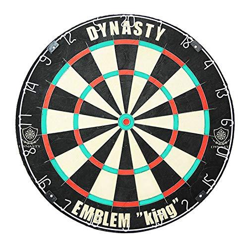 YNASTY 【ダイナスティ】 ハードダーツボード エムブレム キング タイプN【451】 (EMBLEM KING Type-N【451】)
