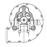 Zoom IMG-1 easyricambi ventilatore centrifugo ebm rla108