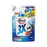 アタック 3X(抗菌・消臭・洗浄もこれ1本で解決! )詰め替え680g