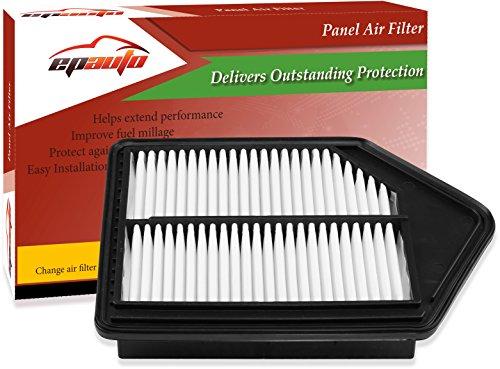 EPAuto GP885 (CA10885) Replacement for Honda Rigid Panel Engine Air Filter for CR-V (2010-2011)