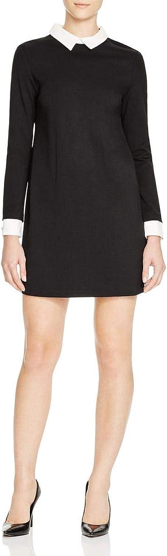 Cynthia Steffe Womens Ponte Knit Wear to Work Dress