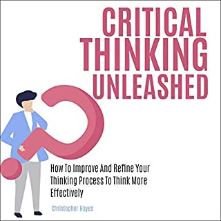 Critical Thinking Unleashed cover art