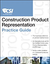 The CSI Construction Product Representation Practice Guide