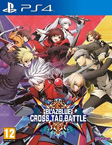 Blazblue Cross Tag Battle Day One