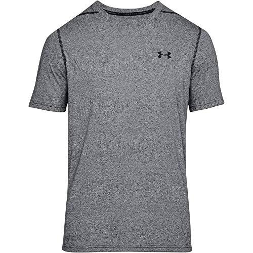Under Armour–Ua Tech SS Tee Fitness T-Shirts & Tanks, Uomo, Dunkelblau, S