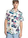 Quiksilver Vacancy - Short Sleeve Shirt for Men - Kurzärmliges Hemd - Männer