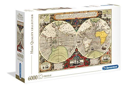 Clementoni Puzzle 6000 Antique Nautical