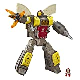 Transformers Toys Generations War for Cybertron Titan Wfc-S29 Omega Supreme Action Figure - Converts to Command Center - Adults & Kids Ages 8 & Up, 2'