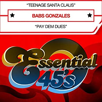 Teenage Santa Claus (Digital 45)