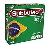 Subbuteo Playset Brasil Edición Coleccionista (Eleven Force 12500)