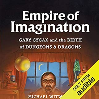 Empire of Imagination audiobook cover art