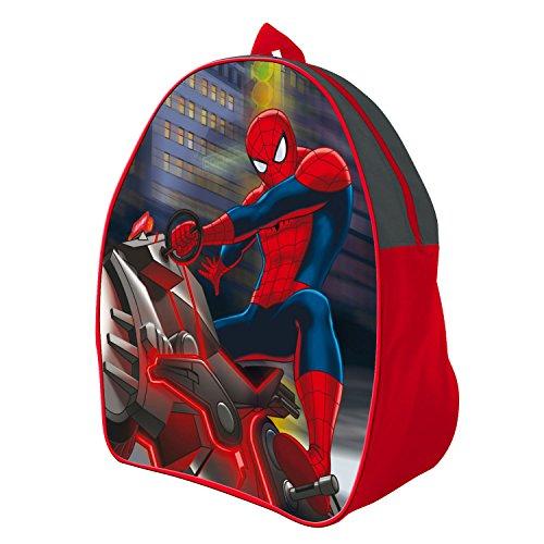 Sac à dos Enfant Spiderman 28 cm - Creche et maternelle