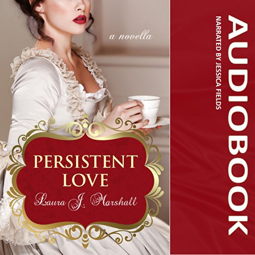 Persistent Love audiobook cover art