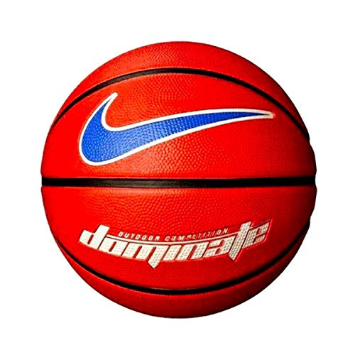 Nike Dominate 8P Ball N0001165-617; Womens,Childrens,Mens basketballs; N0001165-617_7; orange; EU; ( UK)
