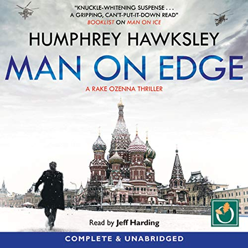 Couverture de Man on Edge