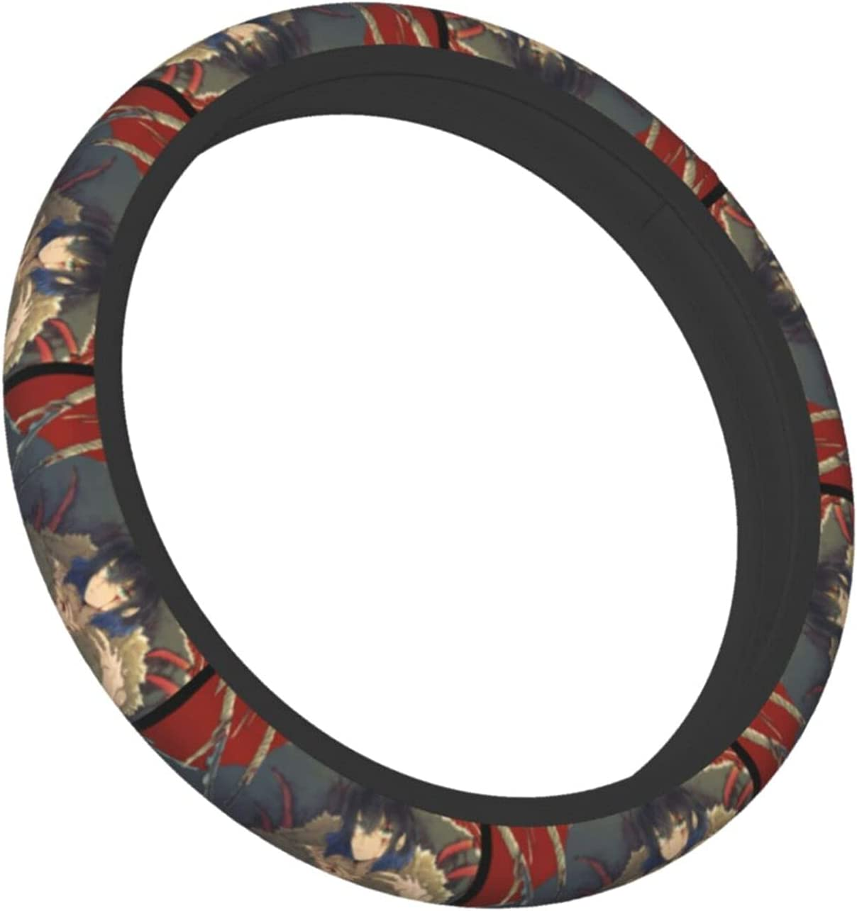 Anime Demon Slayer Ranking TOP12 Hashibira Inosuke Steering Cover Special price for a limited time Wo Wheel Men