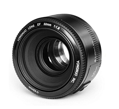 YONGNUO objektiv ef 50mm f/1,8 Autofokus objektiv für Canon 5d3 5d2 7d 6d 60d 70d 700d 650d
