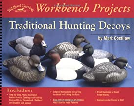 Traditional Hunting Decoys (Wildfowl Carving Magazine Workbench Projects)