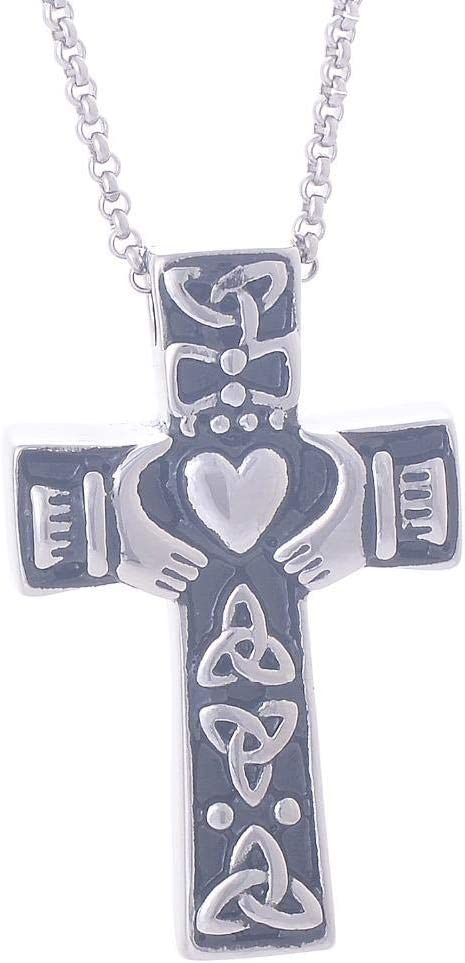WSXA Urn Pendant Necklace for ash Selling and selling Commemorative Jewe Cross Ashes List price