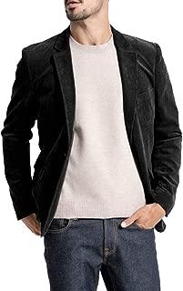 Best corduroy black blazer Reviews