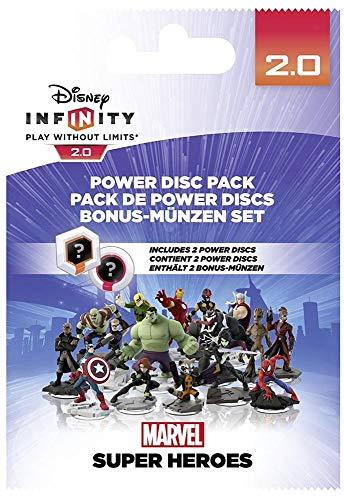 Disney Infinity 2.0 Power Discs Pack Marvel