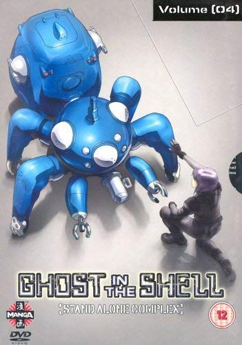 Ghost In The Shell - Stand Alone Complex - Vol. 4