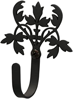 711401df90a6d Amazon.com: wrought iron coat hooks: Sports & Outdoors