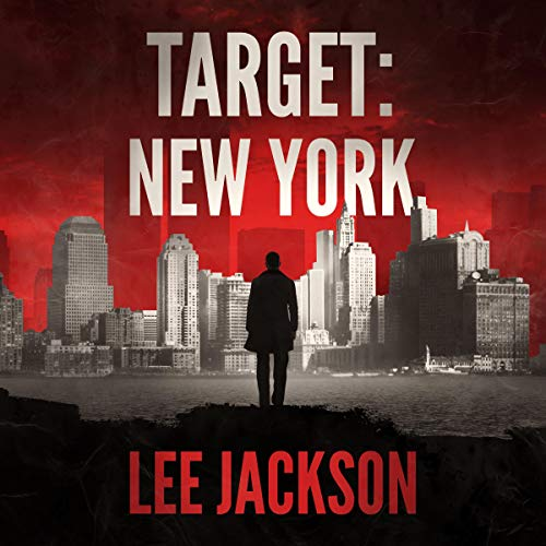 Target: New York cover art