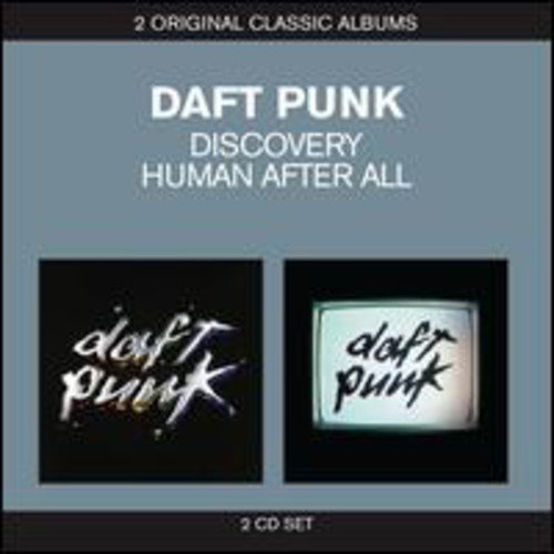 Discovery/Human After All (2 CD)