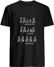 Do be Do be Do, Greek version, MUSIC, Frank Sinatra Lyrics, on BLACK Tshirt Hoodie for Men Women Unisex