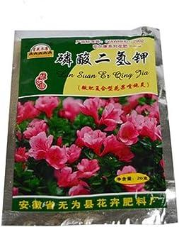 TankMR 2 Bolsas 40g Flor Vegetal Siembra Fertilizante De Fosfato De Dihidrógeno De Potasio, Fertilizante De Acción Rápida, Césped, Flor, Árbol Y Cultivos Alimentos Para Plantas