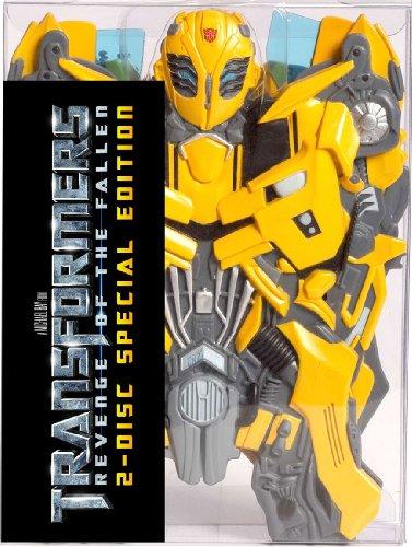 Transformers 2 - Die Rache (limitierte Bumblebee Edition exklusiv bei Amazon.de) [Blu-ray]