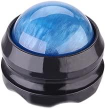 Manual Massage Ball,Anself Back Roller Massager Pain Relief Body Secrets Massage Roller Relax Ball for Thanksgiving/Christmas Gift (Blue)