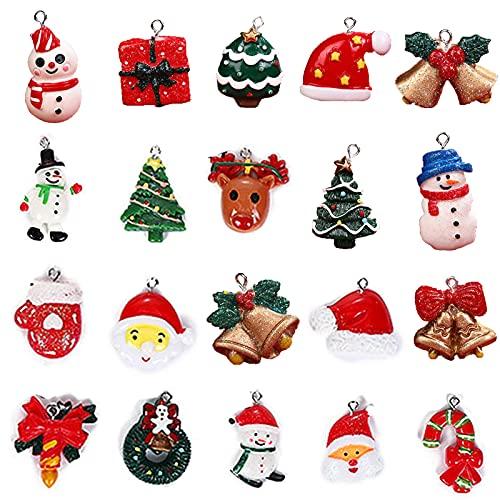 Decorazioni Natalizie Per La Tavola Mini Pendente Mini Albero Di Natale Ciondolo Decorazione Per Albero Di Natale 20 Pezzi Di Ciondoli In Resina Natalizia Mini Decorazioni Da Tavola Bambole Natalizie